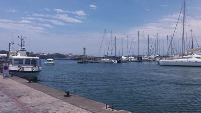 Le port de St Pierre - Réunion