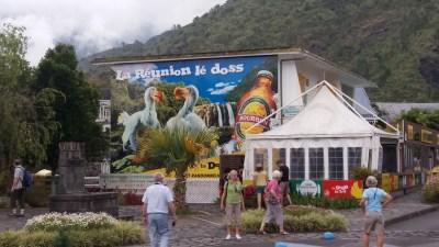 Centre ville de Cilaos