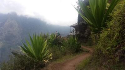 Le sentier du Cap Noir - Réunion