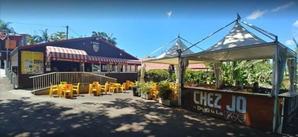Chez Jo - Manapany les Bains (Réunion)