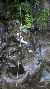 La cascade de Grand Galet - Réunion