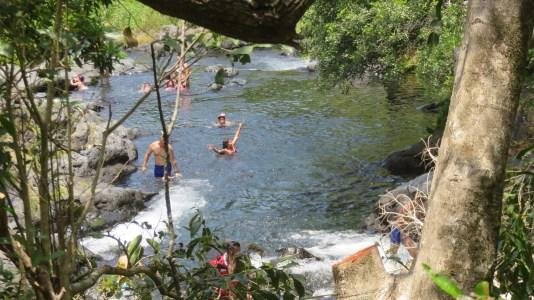 La Rivière Langevin - Réunion