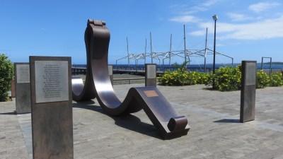 A la mémoire des esclaves de La Réunion