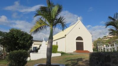 L'église Notre Dame de la Paix - St Gilles (Réunion)