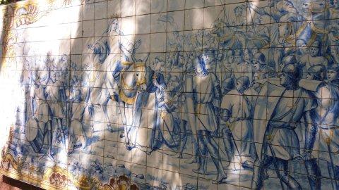 Céramiques du jardin tropical Monte Palace (Funchal - Madère)