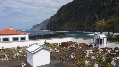 Cimetière de Ponta Delgada - Madère