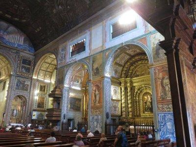 Église Saint-Jean-l'Évangéliste de Funchal - Madère