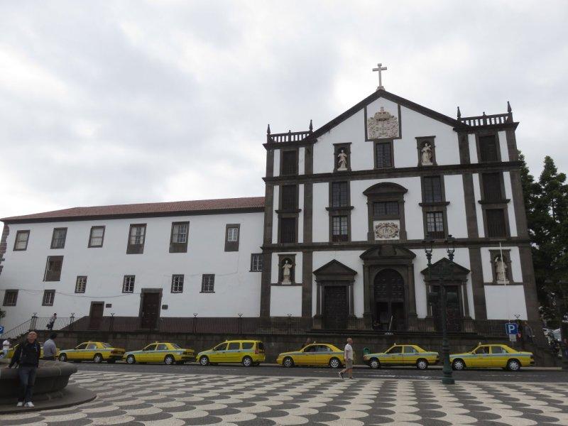 L'église Saint-Jean-l'Évangéliste de Funchal - Madère