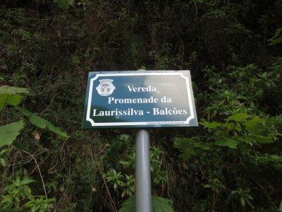 le sentier Dos Balcoes - Madère