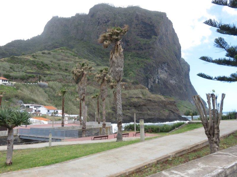 Porto da Cruz - Madère