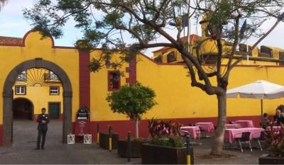 La Forteresse de São Tiago - Funchal (Madère)