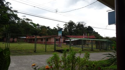 Le village d'El Castillo - Costa Rica