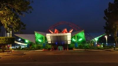 Le stade de Cartago - Costa Rica