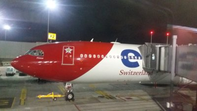 Retour en France - Aéroport de San José (Cosa Rica)