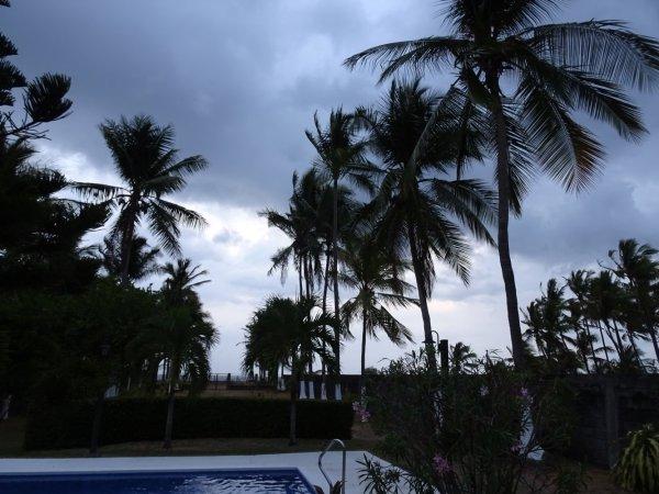 Soir d'orage sur El Roble - Costa Rica