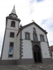 L'Église de Nossa Senhora da Conceição - Porto Moniz (Madère)