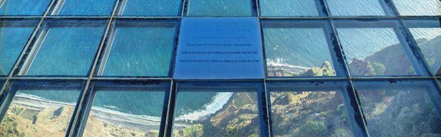Miradouro de Cabo Girao (Madère)
