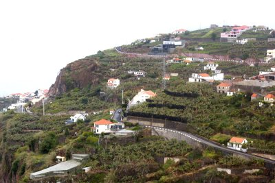 Sur les hauteurs de Ponta Do Sol - Madère