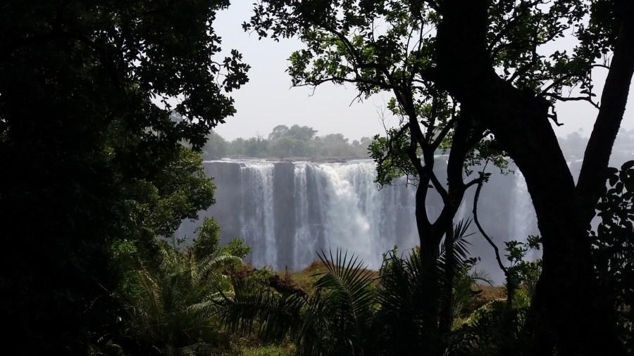 Les Victoria Falls - Zimbabwe