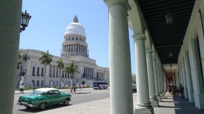 Le Capitole - La Havane (Cuba)