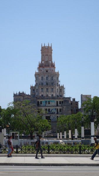 Monument près du Capitole - La Havane (Cuba)