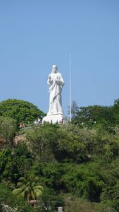 El Cristo de La Havane (Cuba)