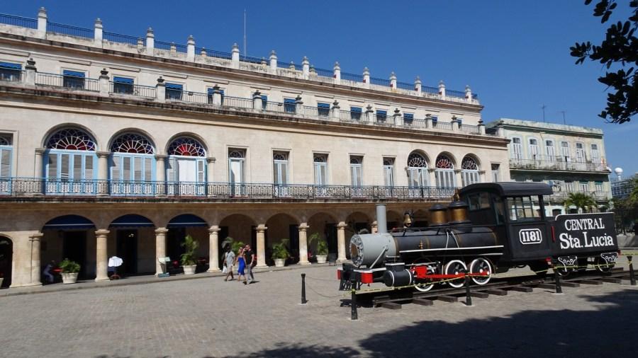 Hôtel Santa Isabel à la Plaza de Armas - La Havane (Cuba)