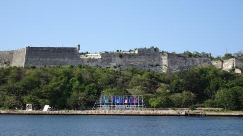 Castillo de los tres Reyes del Morro - La Havane (Cuba)