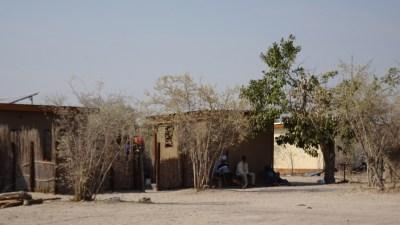 Le village de Khwai - Botswana