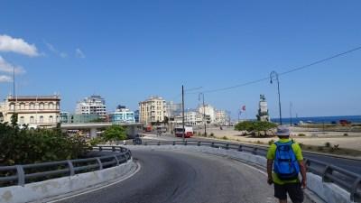 Avenue Antonio Maceo (Malecon) - La Havane (Cuba)
