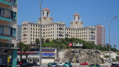 Grand Hôtel Avenue Antonio Maceo (Malecon) - La Havane (Cuba)
