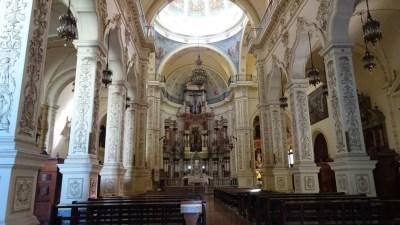 La Iglesia de San Agustin o San Francisco el Nuevo - La Havane (Cuba)