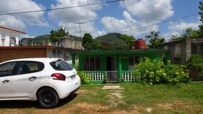 Notre casa particular chez l'habitant - Vinales (Cuba)