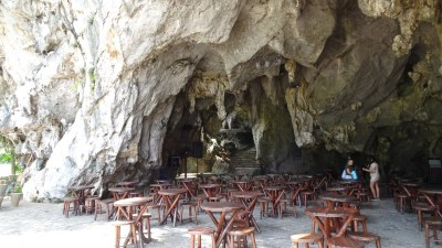 La grotte de San Miguel - Vinales (Cuba)