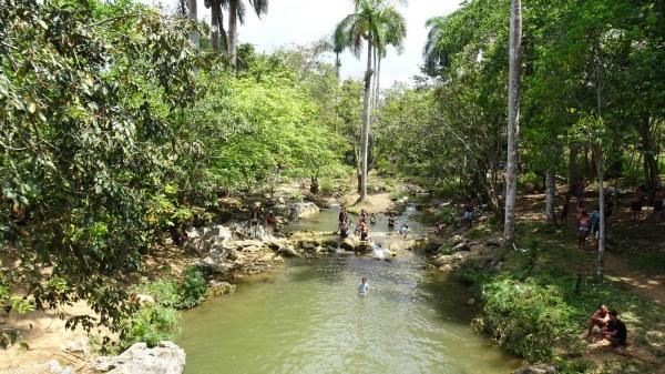Banos del San Juan - Cuba