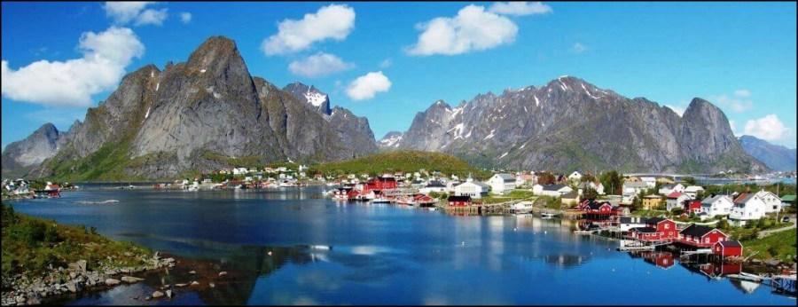 Les îles Lofoten - Norvège