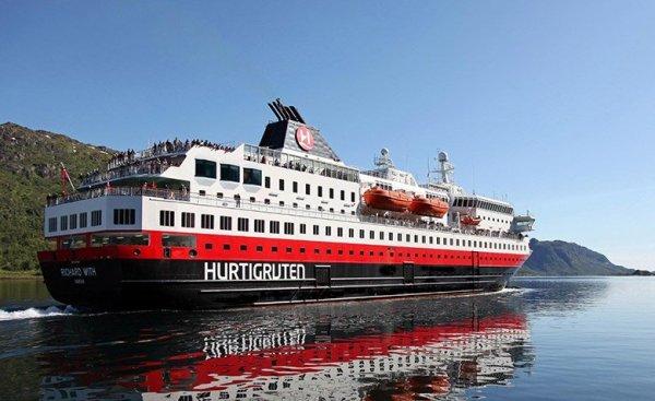 L'Hurtigruten - l'express côtier norvégien