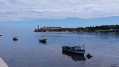 Le port de La Havane - Cuba