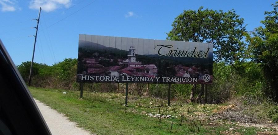 Arrivée sur Trinidad - Cuba