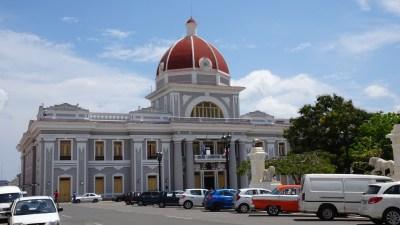 Le musée Provincial de Cienfuegos (Cuba)