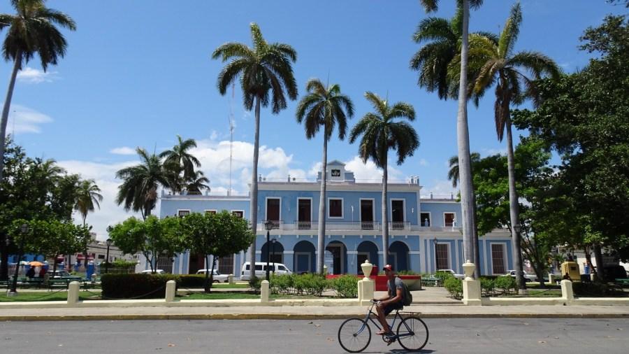 Le bureau de la douane - Cienfuegos (Cuba)