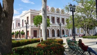 Le théâtre Tomas Terry - Cienfuegos (Cuba)