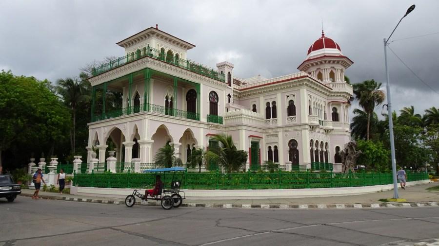 Le Palacio de Valle - Cienfuegos (Cuba)
