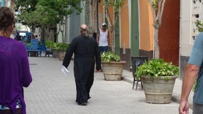 Dans les rues de la vieille ville - La Havane (Cuba)