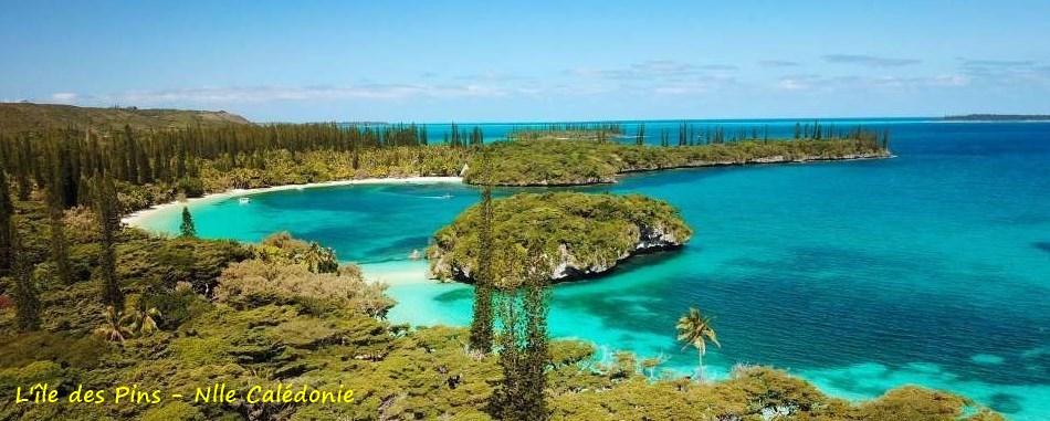 L'île des Pins - Nlle Calédonie