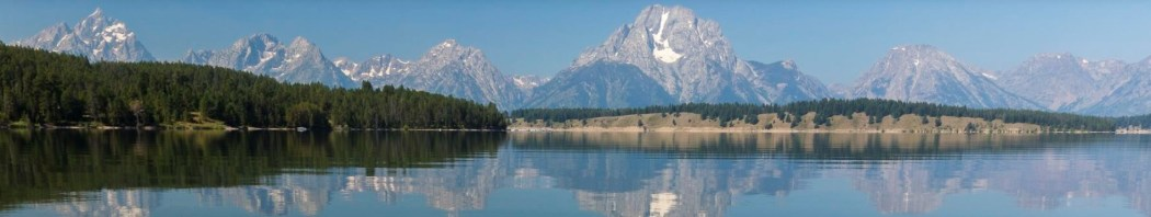 Le Parc National de Grand Teton - Wyoming (USA)