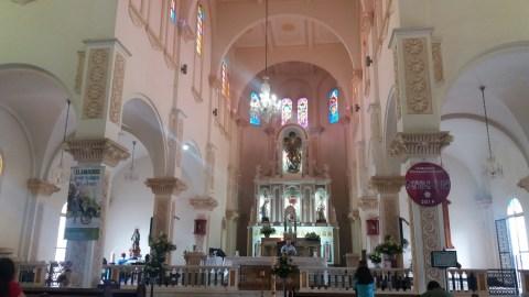 L'église de San Ramon - Costa Rica
