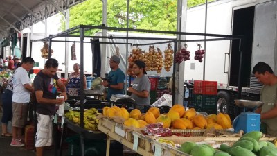 Le marché de Barranca - El Roble (Costa Rica)