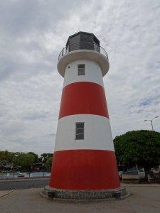Le phare de Puntarenas - Costa Rica