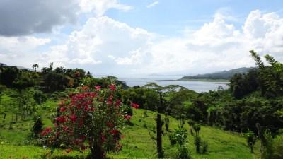Vue sur le lac Arenal - Costa Rica